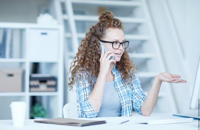 Jobmöglichkeit Telefondienst von zu Hause aus und die Möglichkeiten